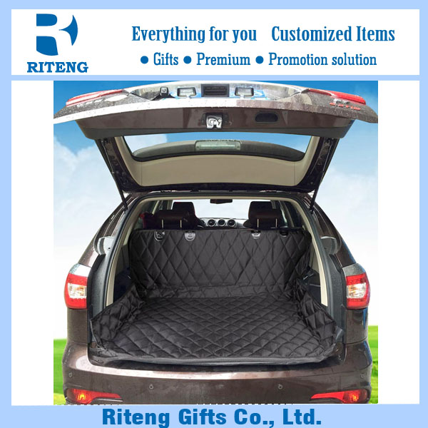 Waterproof Nonslip and Machine Washable Cargo Mats SUV Pet Barrier