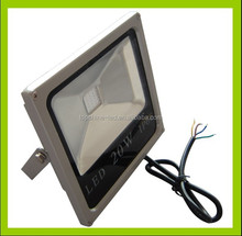 outdoor led flood light color changing RGB low voltage 20W led flood lights for outdoor light