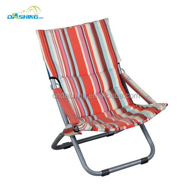 Fashion folding wooden beach deck reclining chair
