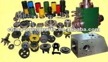 National 12P160 Mud Pump parts