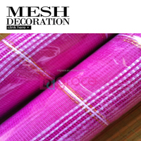 deco poly mesh for florist accessories/florist products/florist accessories wholesale