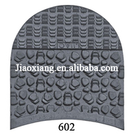 602 Rubber Heels for Shoe Repair from Shoe Sole Manufacturers