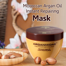 Professional nourishing repair brazilian keratin hair mask