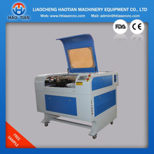 80w co2 laser engraving machine 5070 for leather wood plywood