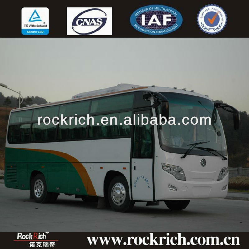 7.9M Dongfeng Luxury 25 Seater Bus
