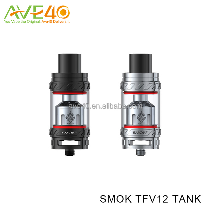 2017 cloud beast king Smok TFV 12 SUB OHM TANK, Original SMOK TFV 12 6ml tank
