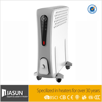 Mobile Electric Oil Filled Radiator OIL HEATER