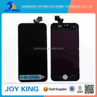 top quality display lcd for iphone 5 screen and replacement complete assembly