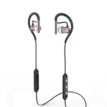 New Wireless 4.1 Bluetooth Stereo Earphones Bluetooth Headphones with Secure Fit for Sports with Built-in Mic