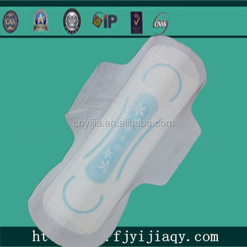 Ultra-thin Night Used Popular Women Sanitary Pad