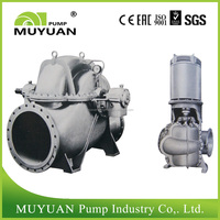 Electric Centrifugal Water Pump High Capacity