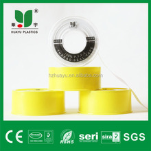 12mm ptfe teflon tape for plumbing used with competitive price made in China