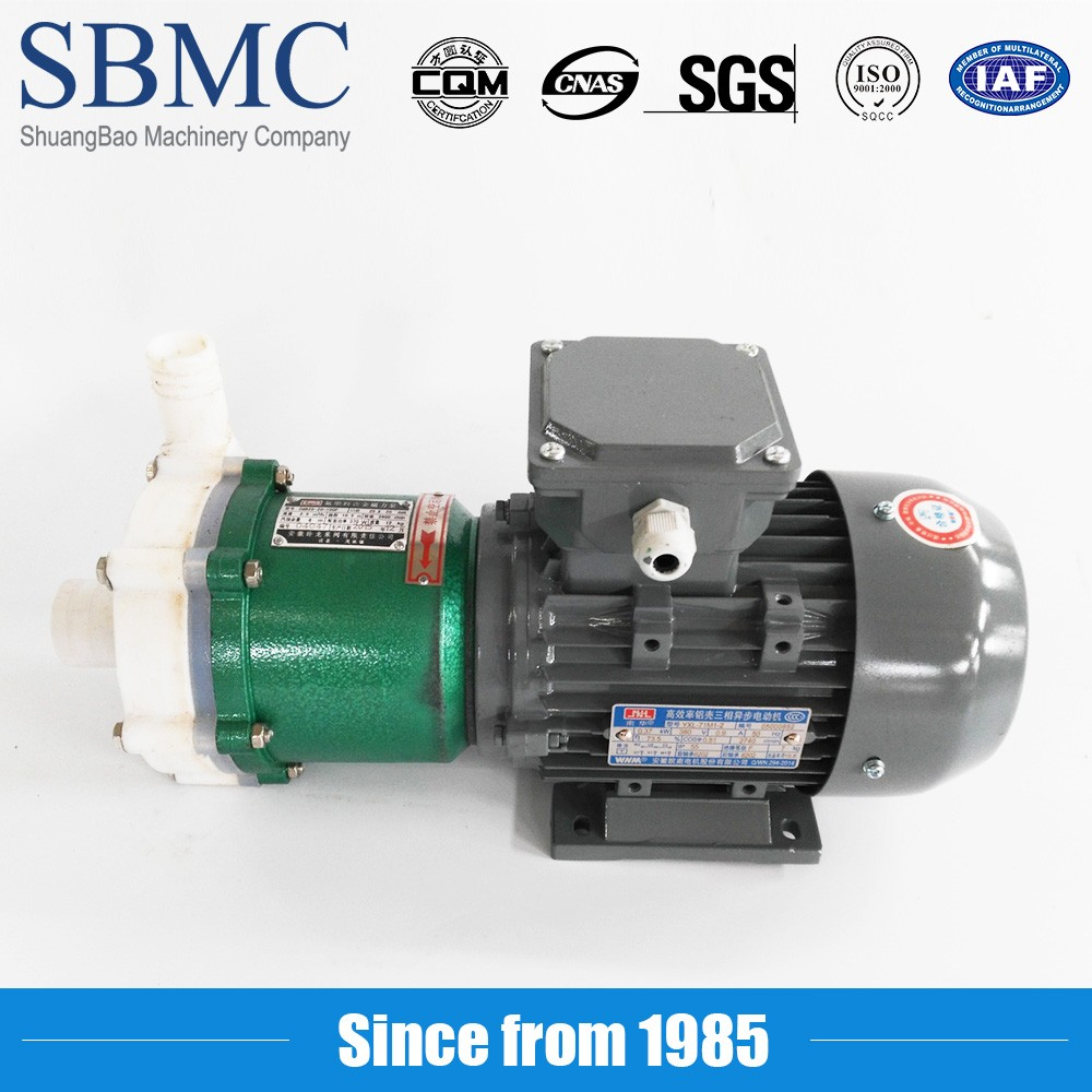 Trade assurance high pressure chemical industry magnetically coupled pump