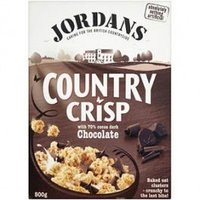Jordans County Crisp Dark Chocolate Cereal - 500g