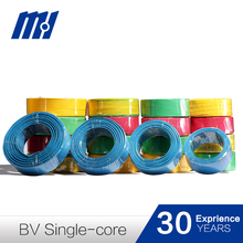 BV 6 mm electrical wire PVC insulated power line