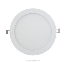 morden small size 10w round led flat panel light