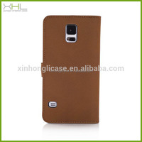 retro flip leather phone case for samsung galaxy s5