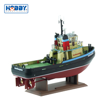 Rc Working Boat Ocean Going Electric Tug Boat With Smoking Function