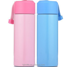 Stainless steel insulated water bottle Thermos vacuum bottle with string