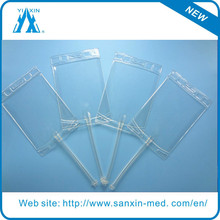 Disposable IV fluid bag