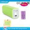portable battery fast charging power bank for sony ericsson