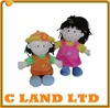 OEM Soft Plush promotional girl Baby Doll