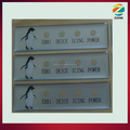High quality nice price custom epoxy sticker