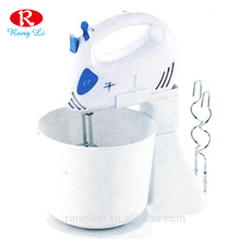 7-speed versatility hand mixer with bowl