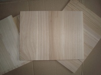 C grade Solid Paulownia Lumber for Europe market