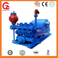 oilfield equipment high pressure triplex mud pumps and plunger pumps
