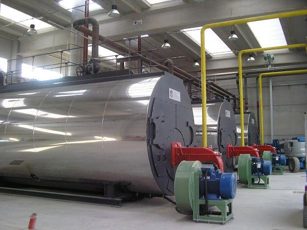Steam Boiler High Efficiency