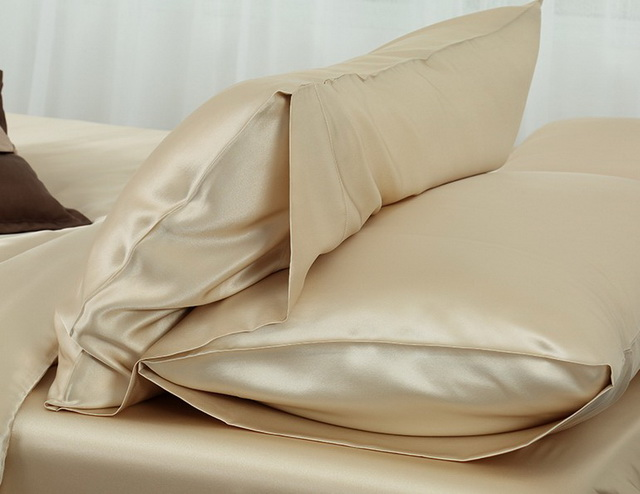 22mm 100% silk pillowcase full envelope 51*76cm