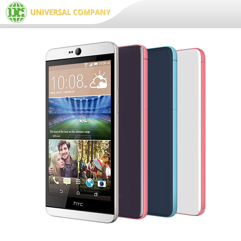 Original HTC Desire 826 Mobile phone 4.0MP+13.0MP GSM IPS smartphone octa core 2gb