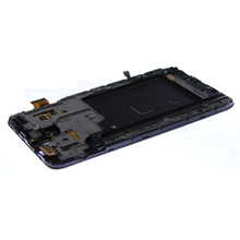 Screen replacement touch digitizer lcd for samsung i9070 galaxy s advance