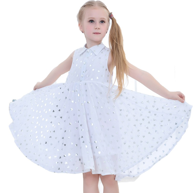 Wholesale fashion summer childrens frock flower girl dresses for 7 year olds
