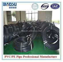 Hdpe Black Polyethylene Plastic Water Pipe Roll
