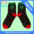 Fruit pattern fashion crew woman socks