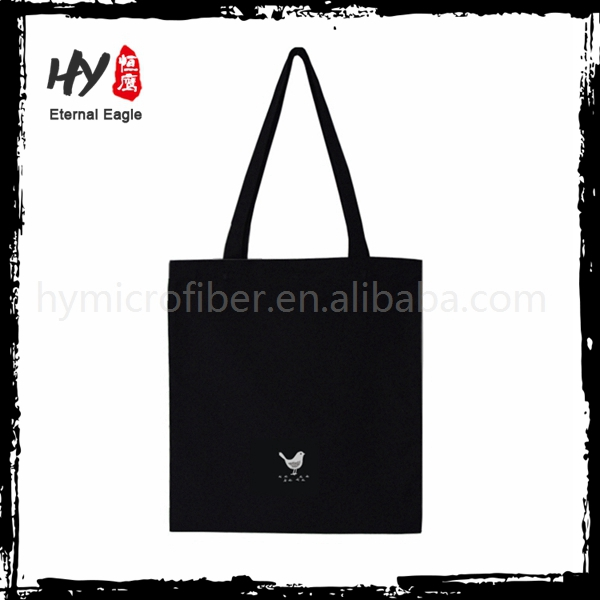 Brand new hessian large shopping bag With logos