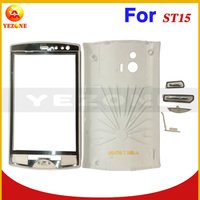 Professional Wholesale Battery cover Keypad faceplate Housing Cover For Sony Xperia NEO V MT11i MT15 MT15I
