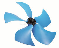 Hasconwing SR silent right sickle axial flow fans, diameter up to 1100mm