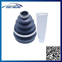 High quanlity rubber parts cv joint rubber boot Shock resistant 0117P-ACV30