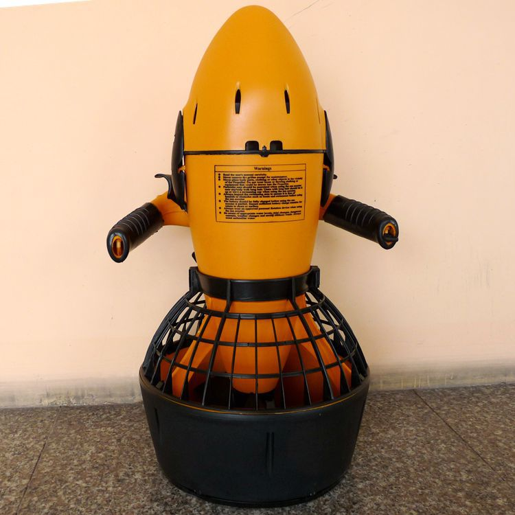 Ce Certification Electric Battery Water Scooter Propeller With Pedals