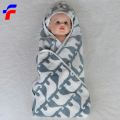 100% Organic cottonTerry baby hooded towel