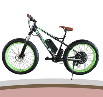 CNEBIKES fat tire electric bike 7 speed beach electric bike