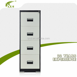 fire resistant cabinet/vertical 4 drawers fire hose cabinet
