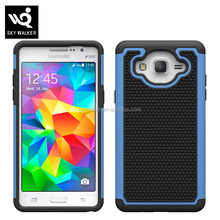 New Premium 3 in 1 Hybird Rugged Shockproof Football Texture Back Cover Case For Samsung Galaxy on5
