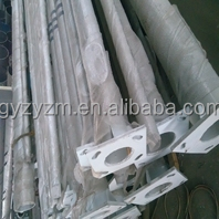 High Quality Single-arm Street Lighting Pole