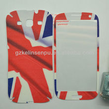 Manufacturer!!Perfect Fit Color Screen Protector For Samsung Galaxy S3 I9300