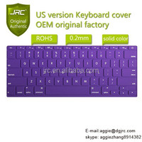 Laptop Colorful Silicon Keyboard Skin