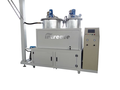 Two component glue mixing machine